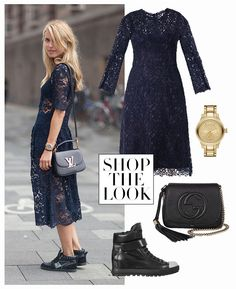 Shop the Look: Street Style, Sport and Spicy
