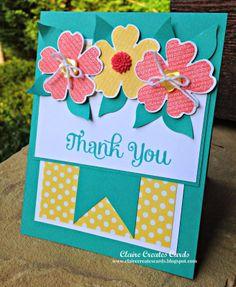 Claire Creates Cards: Thank You CCMC302
