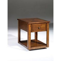 Nuance Rectangular Drawer End Table by La-Z-Boy #momcave