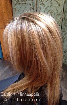 #foils #kaisalonmn #minneapolishair #hair #aveda #avedacolor #themoment #northloop #nolo #blonde #blondehair #longhair #mediumhair