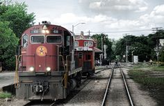 Arkansas & Missouri RR by Brad Shepherd on 500px