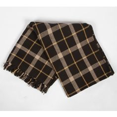 Kettle Grove Woven Cotton Throw | Wayfair