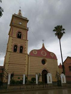 Iglesia Mizque