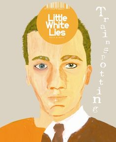 Trainspotting issue - Little White Lies by Andreea Niculae, via Behance