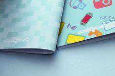Presentes e Mimos - Geek Azul - www.tuty.com.br #tuty #presentes #mimos #geek #gift #presente #botton #chaveiro #caderno #moleskine #draw #illustration