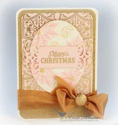 JustRite Papercraft Christmas 2015 Release-Multi Step Poinsettia