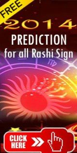 Are you planning to take a big decision in 2014? Will it be beneficial for you or not? Read your yearly horoscope and find out how the coming year (2014) is going to be for you.