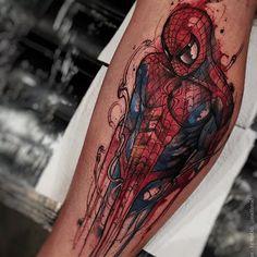 The Electrifying Alternative Neo Traditional Works of Felipe Rodriguez | Tattoodo