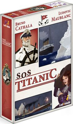 SOS Titanic-  A game that is essentially a variant on solitaire.  Try to get as many people saved from the titanic as possible (women and children first of course)
