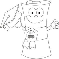 Scuola - materiale e risorse per fine anno scolastico: diplomi, attestati, striscioni, bandierine, segnalibri, addobbi, poesie, filastrocche, coccarde ...