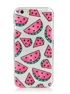 Skinnydip iPhone 6/6S Watermelon Print Case