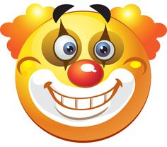 Image result for clown emoji images