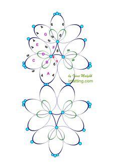 46 ideas crochet lace jewelry pattern tatting earrings for 2020 Tatting Earrings, Tatting Jewelry, Lace Jewelry, Tatting Lace, Tatting Patterns Free, Easy Crochet Patterns, Crochet Baby Boots, Crochet Lace, Needle Tatting Tutorial