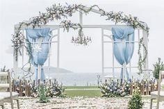 控制不住的小情绪采集到WEDDING—户外/西式婚礼布置