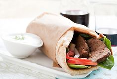 Make Doner Kebab at home!  Guest post @TheHeritageCook
