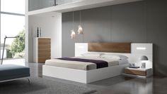 Go Modern Ltd > Storage Beds > Kenjo Storage Bed - Storage Beds, Contemporary Beds & Bedroom Furniture Bedroom Interior, Bed Furniture Design, King Size Storage Bed, Furniture Design, Bedroom Bed Design, Bed Designs With Storage, Bedroom Bed, Bedroom Furniture Design, Double Bed Designs