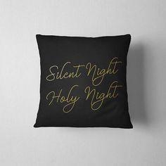 Silent Night Holy Night Christmas decoration Christmas