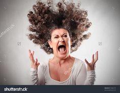 Risultati immagini per woman furious