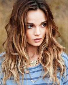 16 Best Brown Ombre Colors
