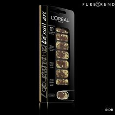 Esmalte adesivo: L'Oréal lança versão do nail patch