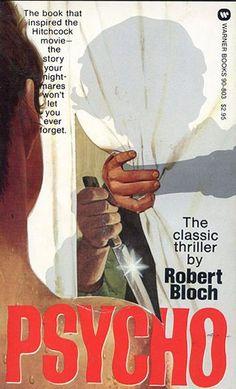 Psycho by Robert Bloch
