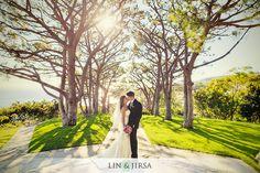 Wayfarers Chapel Wedding Los Angeles | Kristine and James