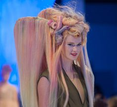 Wella Trend Vision • Urban Native - Look 14-pin it by carden