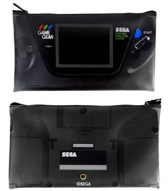 AmiAmi [Character & Hobby Shop] | Game Gear - Pen Pouch / Black(Preorder)