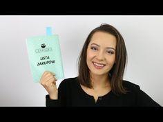 Lista zakupów: surowce kosmetyczne na początek! | ABC Domowych Kosmetyków - YouTube