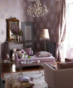 Designers Guild create inspirational home décor collections and interior furnishings including fabrics, wallpaper, upholstery, homeware & accessories. Cottage Shabby Chic, Shabby Chic Decor, Vintage Home Decor, Shabby Vintage, Interior Exterior, Interior Design, Room Interior, Deco Studio, Designers Guild