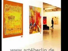 PAINTINGS - ART --- Bilder-Kunst, modern, abstrakt, großformatige Leinwände, Malerei, Gemälde günstig kaufen...
