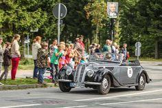 BMW. Sachsen Classic 2014, Ergebnisse Tag 2, Impressionen