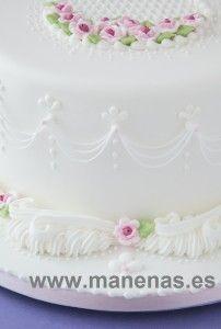 Bijela torta Manenas