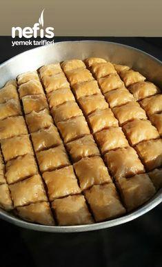 Baklava Cheesecake, Turkish Baklava, Hot Dog Buns, Apple Pie, Food And Drink, Bread, Cooking, Desserts, Recipes