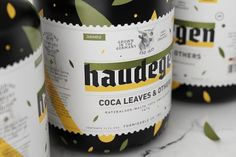 A Fun, Modern & Trendy Beer Packaging That Is Inspired By Crazy Parties - DesignTAXI.com