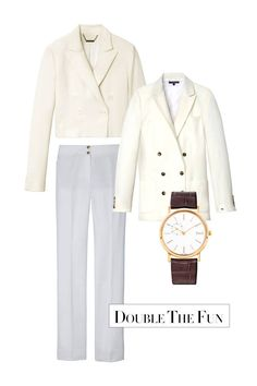 76e3a757fa9a2 Follow these style tips to update your summer workwear. Business Fashion