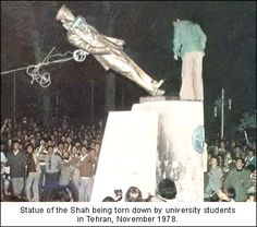 History of Iran: Revolution of 1979