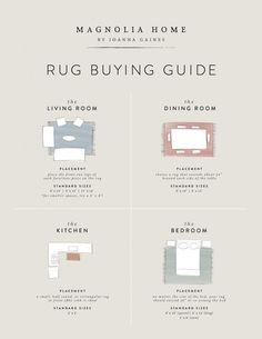 Choosing the best rug for your space - Magnolia Market