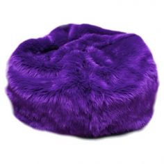 Looking for bean bag chairs for kids? We have a wide range of kids & child beach ball lounger, sports printed bean bags & personalized bean bag from aBaby Large Bean Bags, Kids Bean Bags, Fur Bean Bag, Bean Bag Chair, Rocking Chair Bois, Purple Bean Bags, Fuzzy Chair, Purple Rooms, Cool Chairs