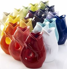 Gurgle Pots, gurgle when you pour!  Makes the best wedding gift!
