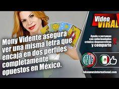 Mony Vidente asegura ver una misma letra que encaja en dos perfiles comp...