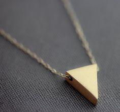 Isosceles Triangle by uppermetalclass on Etsy, $60.00