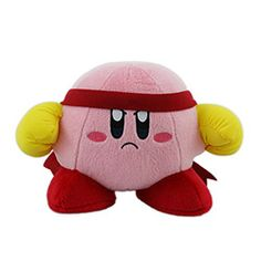 "Kirby Fighter Plush (6"") #Kirby #Fighter #plush #toy #Nintendo"