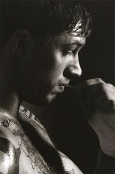 Pictures from Tim Palen's Men of Warrior (2011).