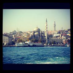 Estambul...