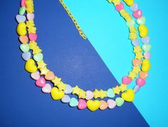 Dandy Candy Necklace by TheToteTrove on Etsy
