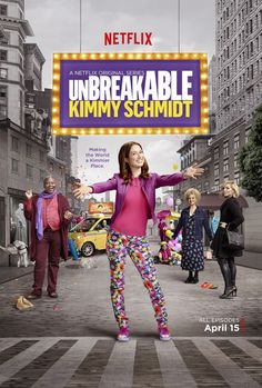The Unbreakable Kimmy Schmidt: Season 2
