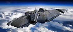 Cylon Raider #cylon #battlestargalactica #theyhaveaplan