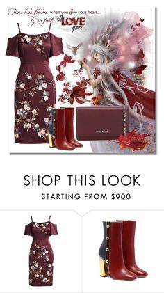 """More then a set"" by silvijo ❤ liked on Polyvore featuring Nanette Lepore and Givenchy"