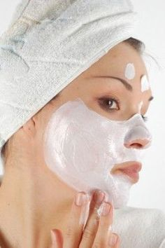 4 Fabulous Coconut Oil Face Mask Recipes For Glowing Skin (Dry Skin Mask, Acne Treatment and Scrub) #dryskin